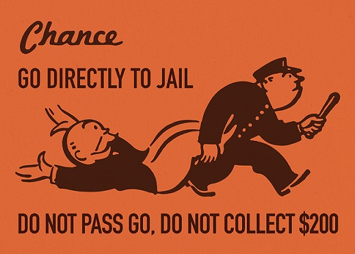 chance-card-vintage-monopoly-go-directly-to-jail-design-turnpike